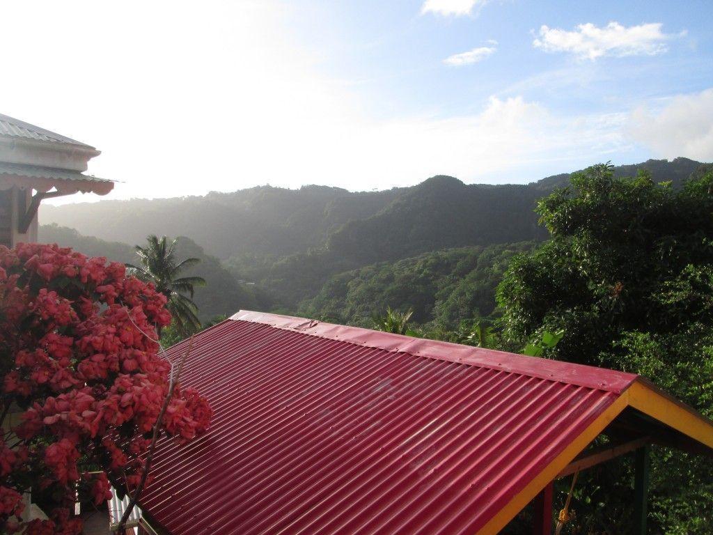Dominica y el ecoturismo