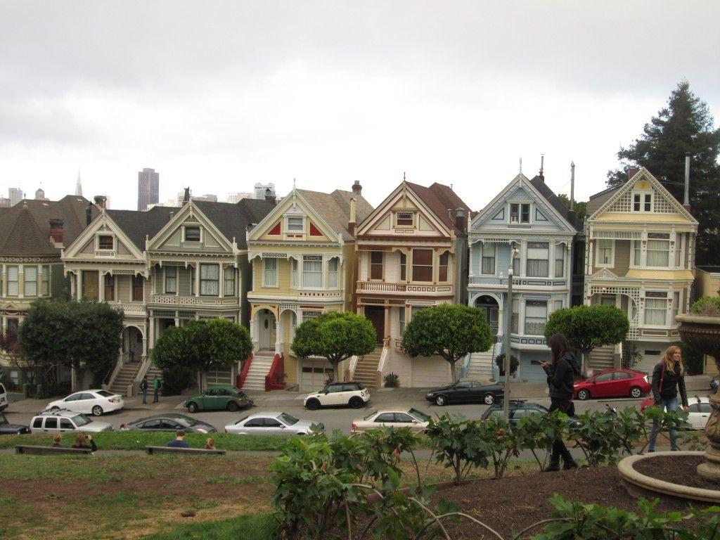 Casas victorianas, San Francisco