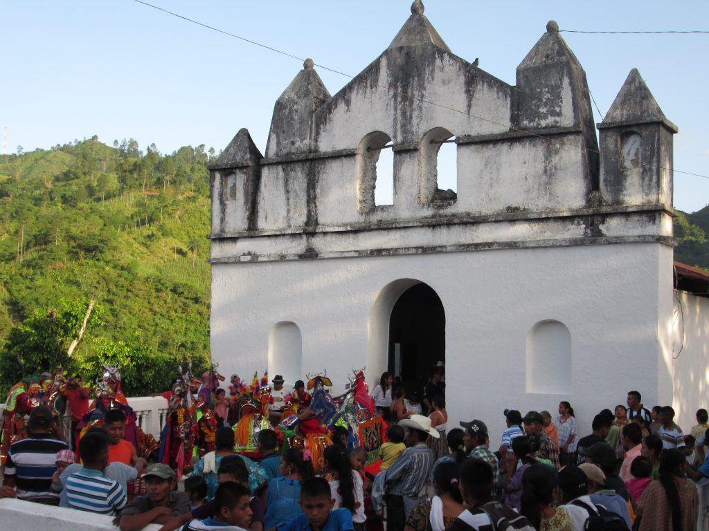 Fiestas patronales Lanquín