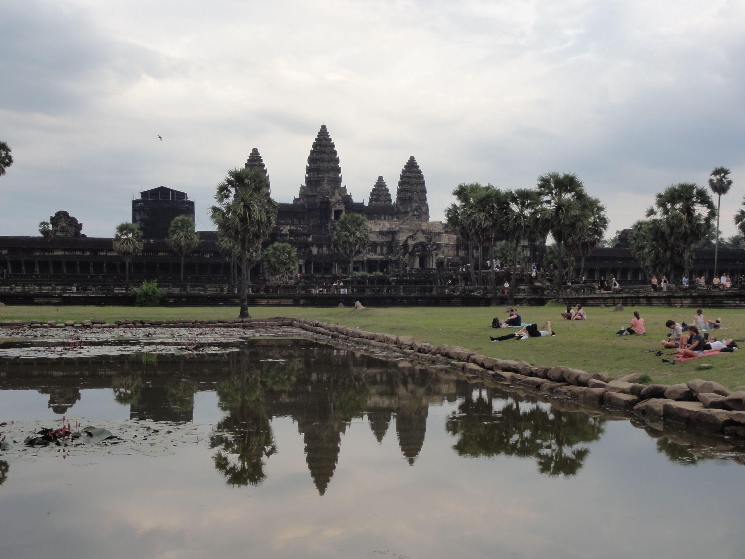Angkor Wat - Historia del Sudeste Asiático