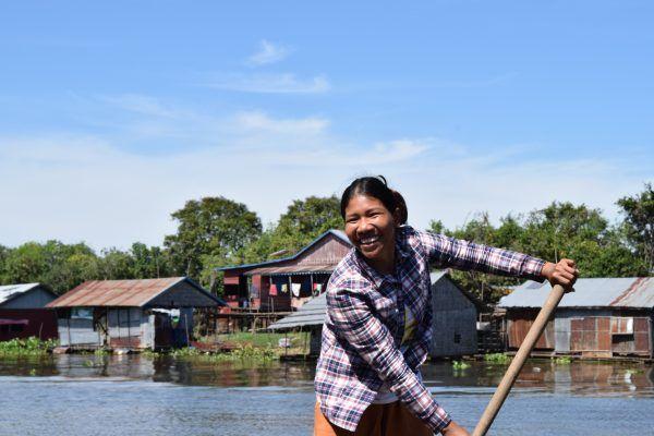 Frontera entre Camboya y Laos