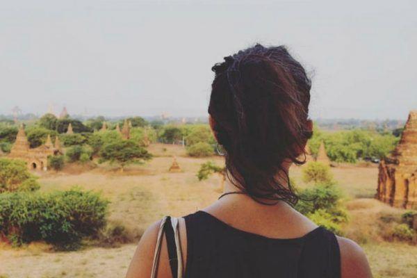 Julia Del Olmo - Viajando