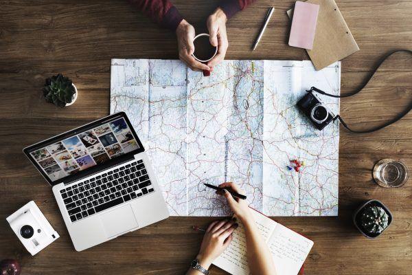 Trabajar viajando ¡y no pares tu camino!