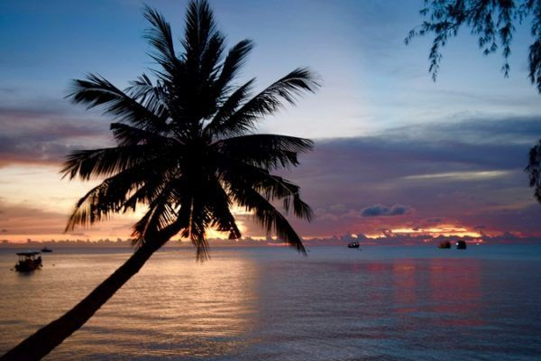 Presupuesto para Tailandia II: el sur