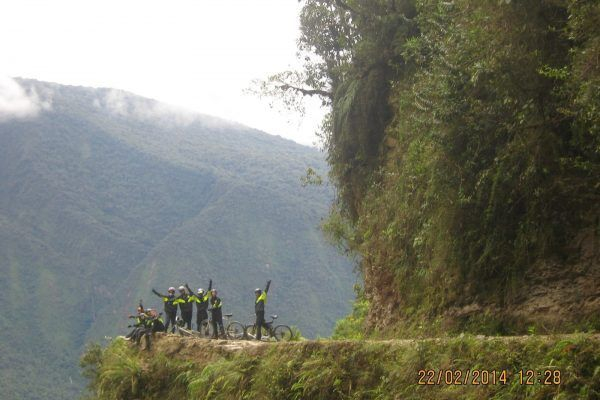 Bolivia - Carretera de la muerte