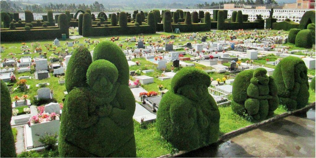 Cementerio de Tulcán
