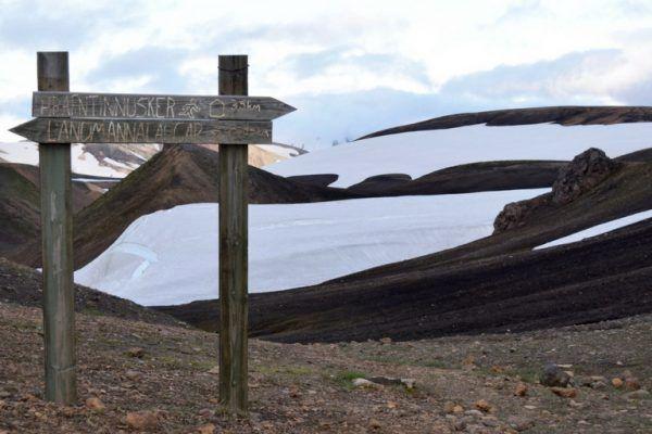 Trekking Laugavegur: Islandia profunda