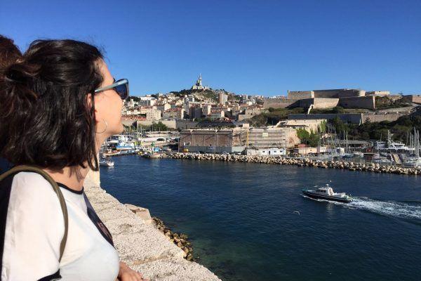 Marsella, puerto Mediterráneo
