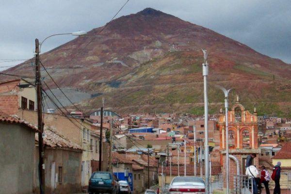 Las minas de Potosí, viaje al centro de la tierra