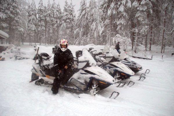 Actividades en Rovaniemi