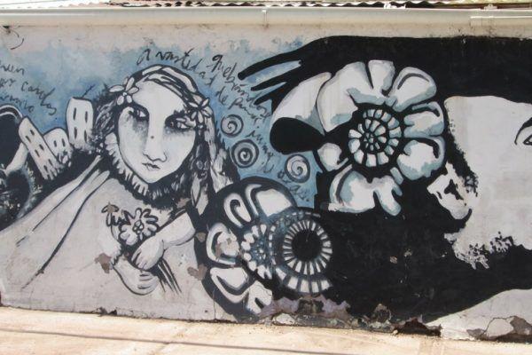 Valparaíso, ciudad de graffitis