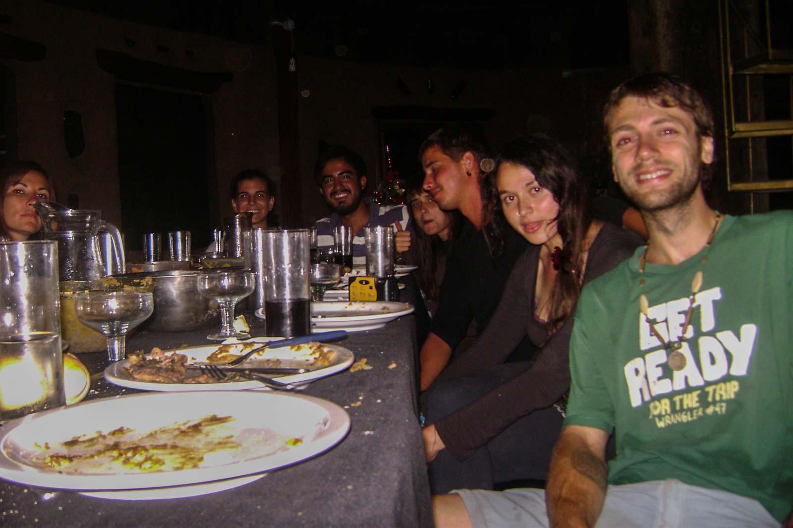 Nochevieja en la selva Argentina