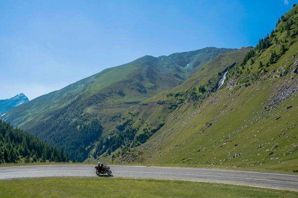 De Madrid a Mongolia en moto
