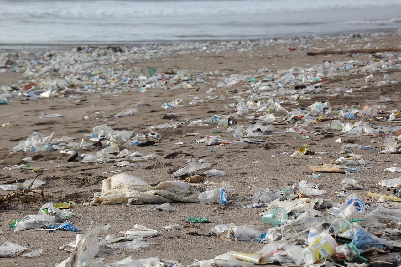 El plástico en el mundo