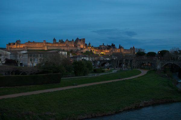 Qué ver en la ciudad amurallada de Carcassonne