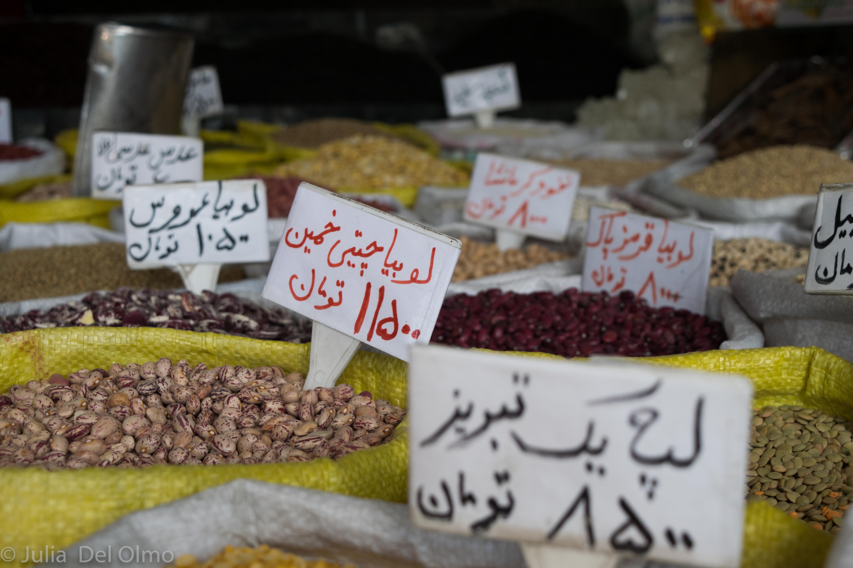 Viajar por Irán