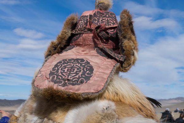 Ropas típicas Mongolia