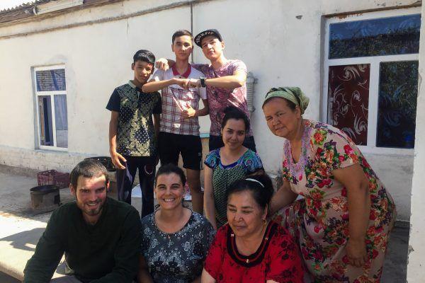 Familia turkmena