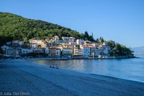Ruta por la costa de Croacia