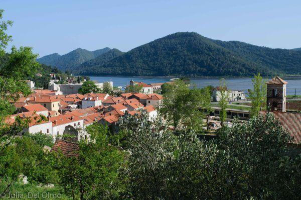Ston, pueblo en Croacia
