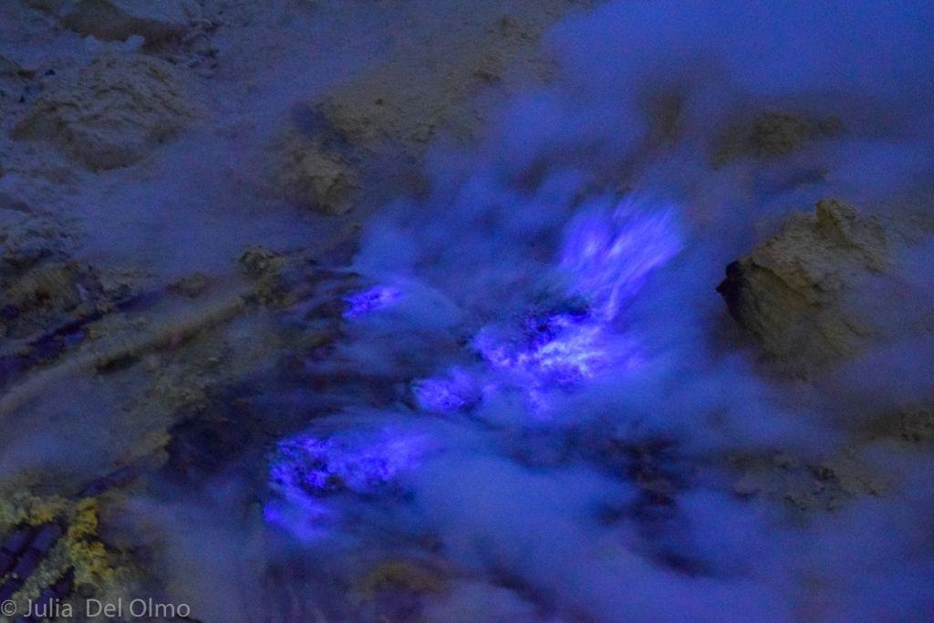 Volcán Ijen - Viajar a Indonesia