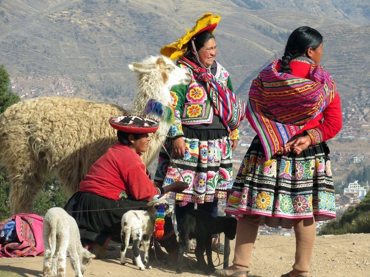 Música en los Andes