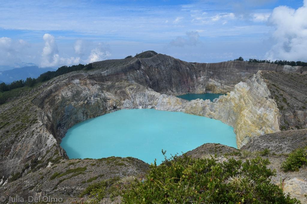 Kelimutu - Viajar a Indonesia