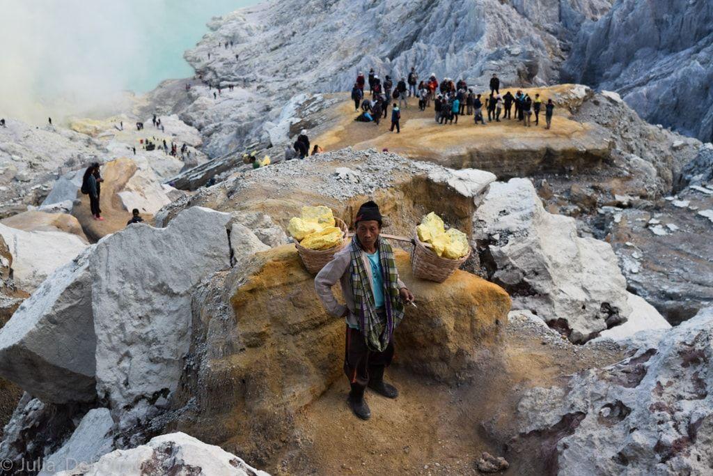 Ijen - Viajar a Indonesia