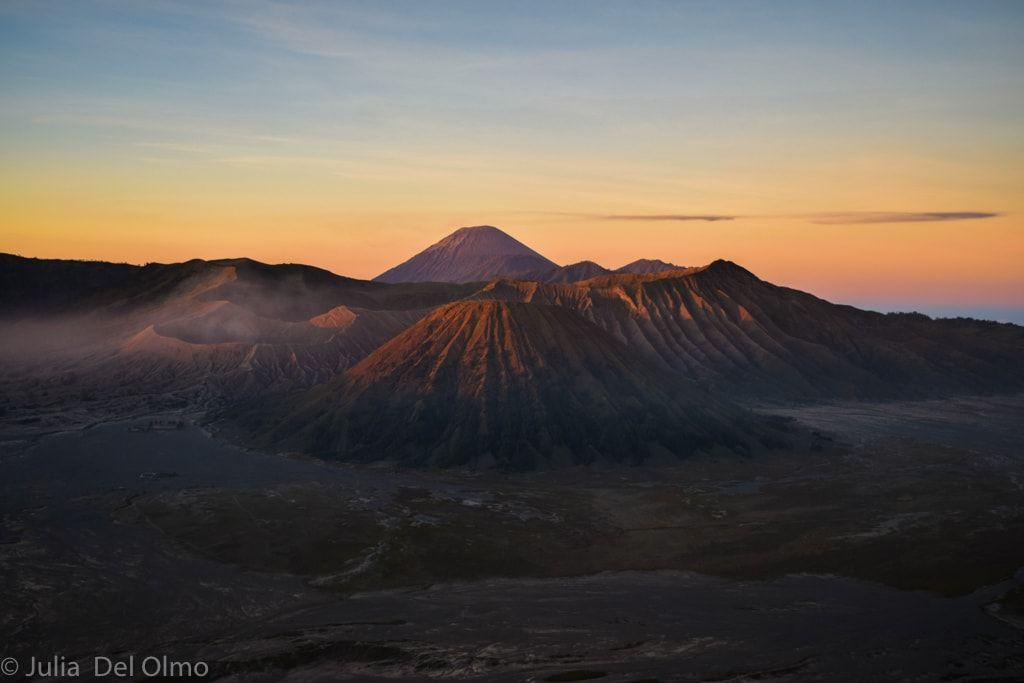 Bromo - Viajar a Indonesia