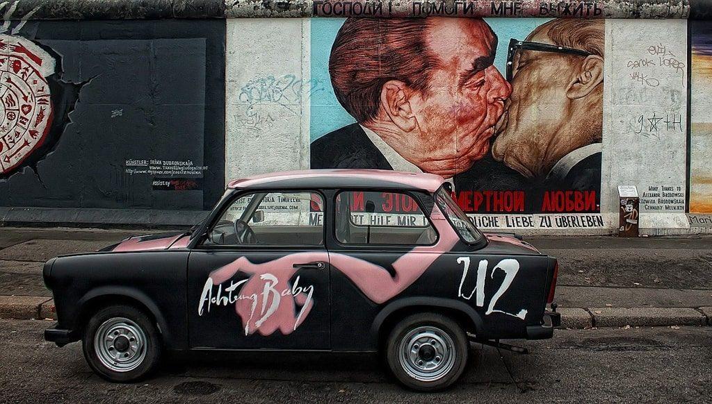 Que ver el Berlin - Muro