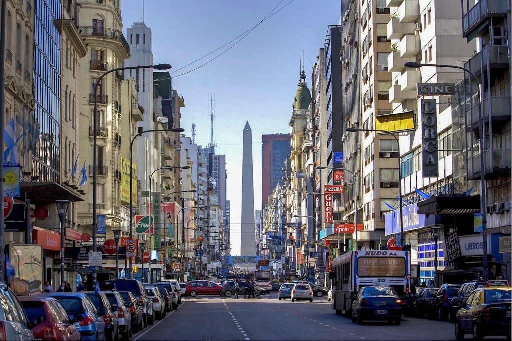Buenos Aires_ Obelisco