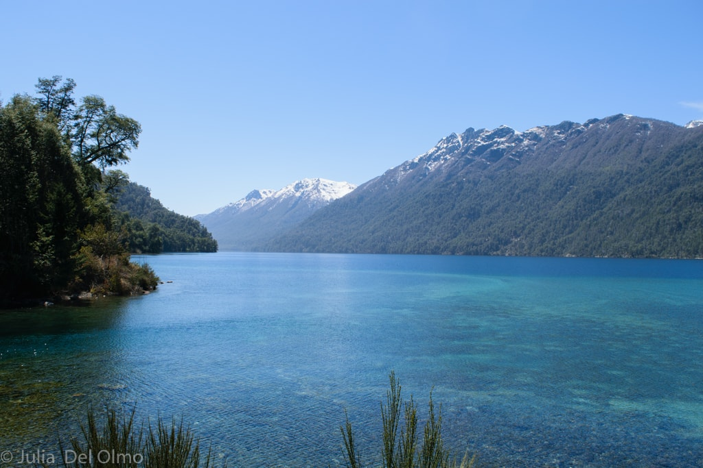 Lago en Villa la Angostura