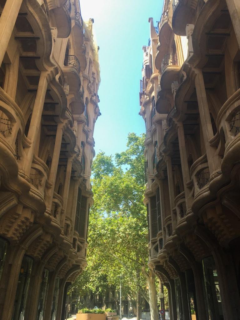 Modernismo en Palma