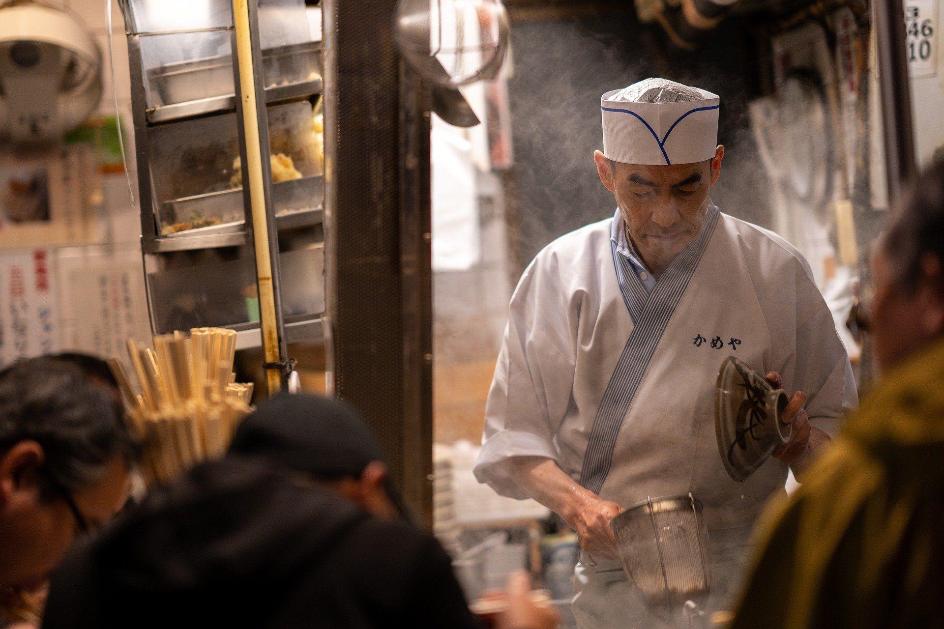 Cocina Japón