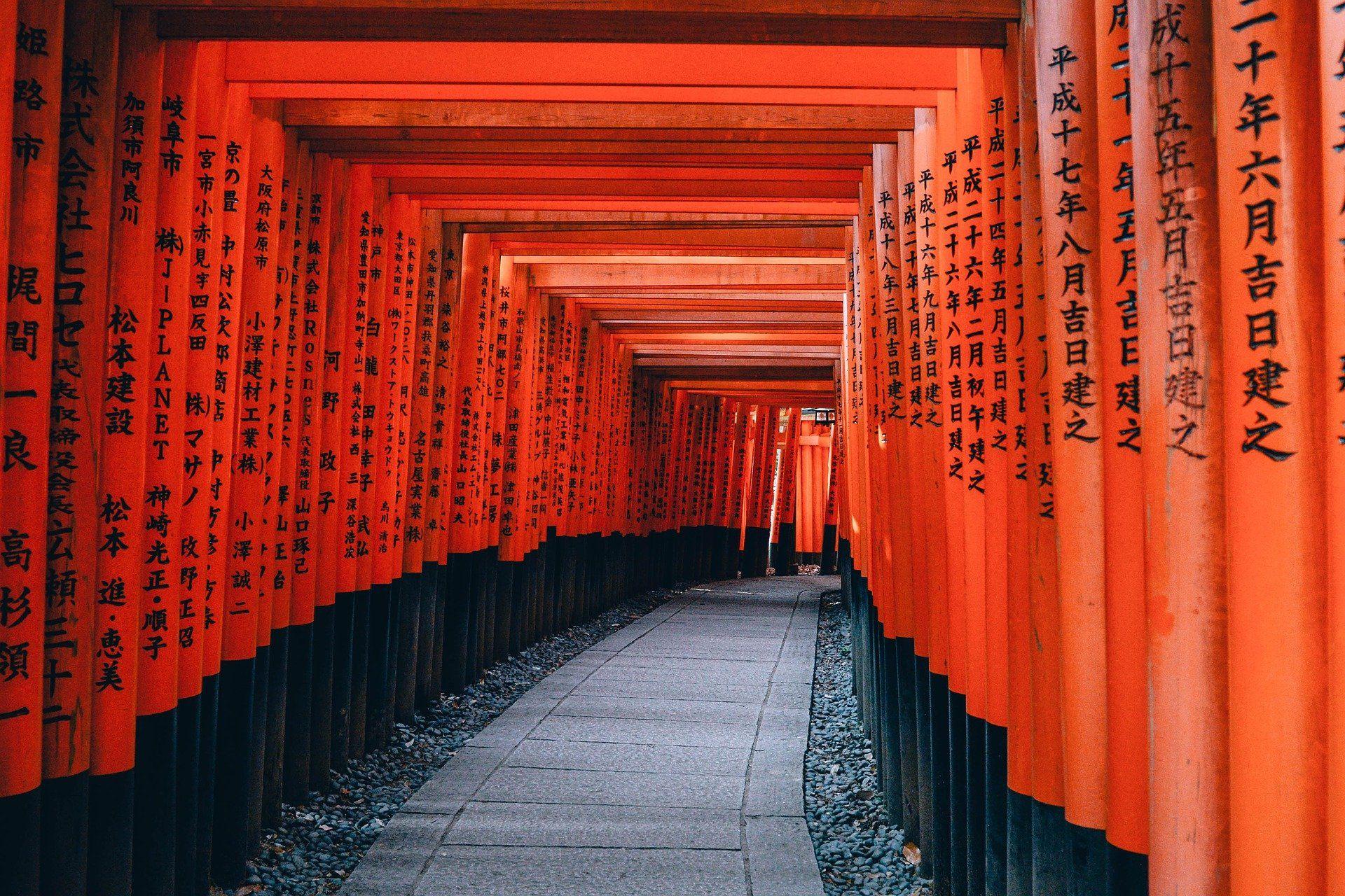 Toris en Japón